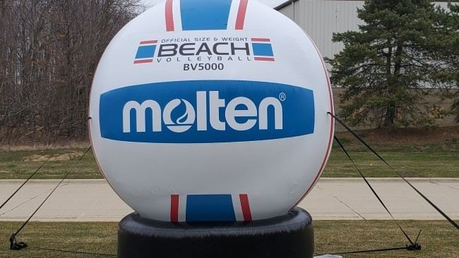 Inflatable Product Replicas