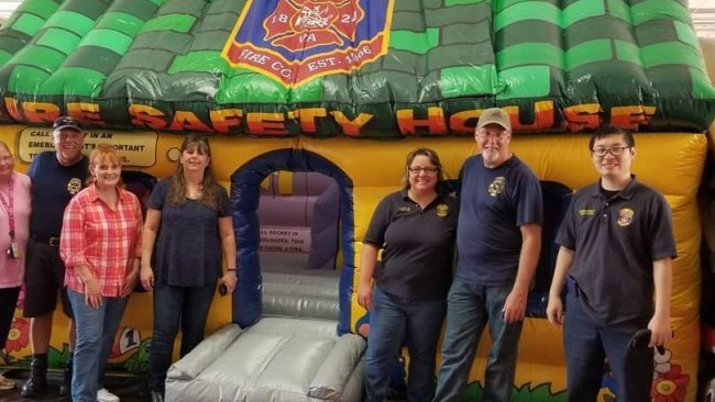 Fire Safety Inflatables