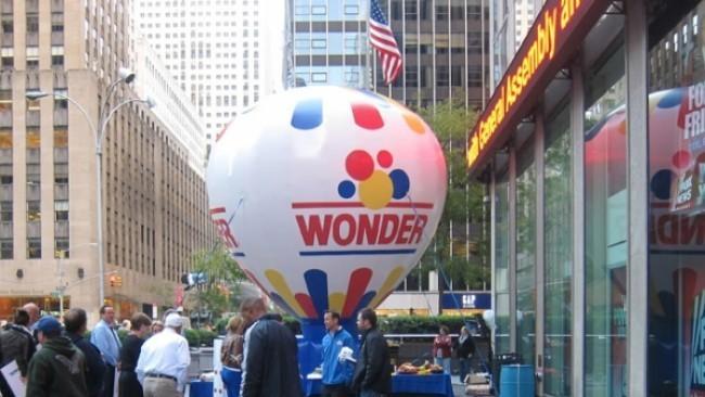 Hot Air Balloon Shapes