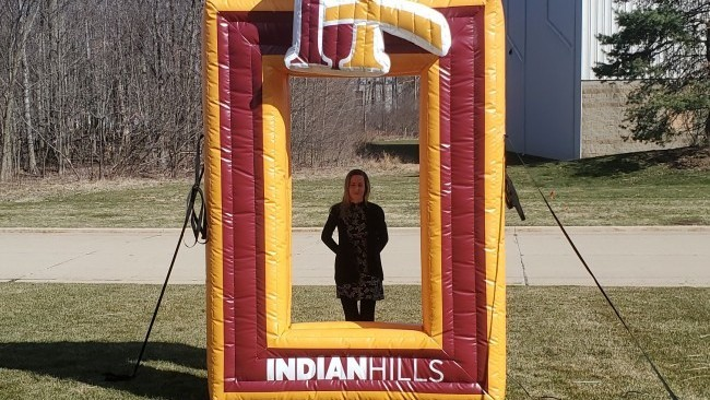 INFLATABLE PHOTO OPPORTUNITY